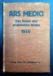 redactie - Ars Medici: Das Organ des praktischen Arztes 1930