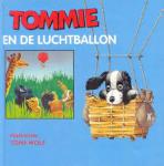 wolf, tony - tommie en de luchtballon