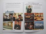 Silja Line - Brochure: Finland / Sweden Cruises on the White Ships : a Whole New Experience (1985)