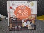 - Mollie Makes Animals & friends / inspireren bewonderen verzamelen maken