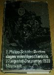 Schäfer, E. Philipp - Dertien dagen wereldgeschiedenis 22 augustus - 3 september 1939