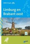 Corine Koolstra & Harry Bunk - ANWB fietsgids 8 : Limburg en Brabant Oost