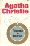 Agatha Christie - A  Passenger to Frankfurt