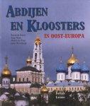 Detrez, Raymond, Sergi Merks, Michel van Parys en Julien Weverbergh - Abdijen en kloosters in Oost-Europa