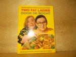 Paterson, J. - Two Fat Ladies door de bocht / nieuwe gastronomische avonturen (met motor en zijspan)