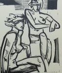 Jordens, Jan Gerrit - Twee Naakten