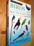 Robson, G - A field guide to the Birds of South-East Asia - Thailand, Peninsular Malaysia, Singapore, Myanmar, Laos, Vietnam, Cambodia
