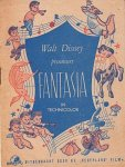 DISNEY, Walt - Walt Disney presenteert Fantasia in technicolor