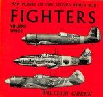 Green, William - War planes of the second world war volume three. Fighters