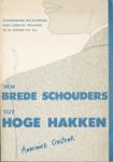 Onstenk, Annemiek - Van brede schouders tot hoge hakken Veranderende beeldvorming over lesbische vrouwen in de periode 1939-1965