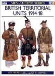 Chappell, Mike; Westlake, Ray - British Territorial Units 1914-18