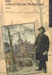 Blokland, Simon van, Paul Klingeman, Arnold Ligthart en Hugo Rau - Alfred Ost in Nederland (Alfred Ost 1884-1945),71 pag. kleine paperback, gave staat