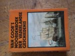 Reinsma, dr. R. - Van Goor's woordenboek der vaderlandse geschiedenis