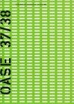 Claessens, Francois (ed.) ; Karel Martens (design) et al. - OASE tijdschrift voor architectuur [architectural journal] # 37 - 38 Over massa en woningbouw