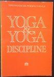 Ryan, Charles J. (vrij bewerkt naar) - Yoga & yoga discipline; theosofische perspectieven