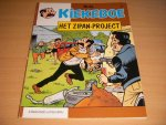 Merho - Kiekeboe: Het Zipan-project Deel 72