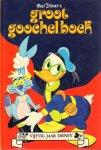 Gentilini, Marco (samenstelling) - Walt Disney's Groot Goochelboek, 188 pag. kleine hardcover, goede staat