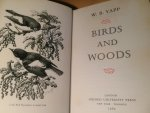 Yapp, WB - Birds and Woods