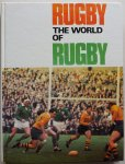 Cox Jack, ill. Cox Micheal e.a. - Rugby The World of Rugby 1970-71