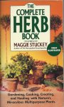 Stuckey, Maggie - The complete Herb book