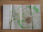 Salem - Aleppo Tourism Plane city map - map of Damascus Syria