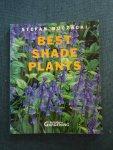 Buckzacki Stefan - Best Shade Plants