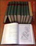 SARTON, GEORGE / A. ROME / J. MOGENET. - Osiris. Commentationes de scientiarum et eruditionis historia rationeque. (Studies on the History of Mathematics and the History of Science.) (10 volumes).