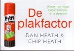 Heath, Dan & Heath, Chip (ds1258) - Plakfactor. Waarom sommige ideeën aanslaan en andere niet