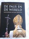 Lantink, Frans Willem en Koch, Jeroen (red) - De paus en de wereld / geschiedenis van een instituut