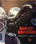 Zierl, Oluf F.    Rebmann, Dieter. - Harley-Davidson. Geschiedenis en legende.