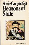 Carpentier, Alejo - Reasons of state