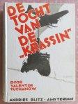 """Suchanov, Valentin - De tocht van de """"Krassin"""""""