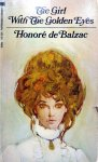 Balzac, Honoré de - The Girl With The Golden Eyes (ENGELSTALIG)