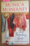 McInerney, Monica - Those Faraday girls / Five sisters, one little girl and a lifetime of secrets