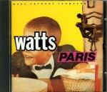 Thompson, Marc Anthony - Watts Paris