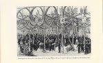 Koningshuis - M. J. Leendertse (redactie) - DE HECHTE BAND TUSSCHEN VORSTENHUIS EN VADERLAND -.TER GELEGENHEID VAN DEN VIJFENVIJFTIGSTEN JAARDAG VAN HARE MAJESTEIT KONINGIN WILHELMINA, HELENA PAULINE MARIA 31 AUGUSTUS 1880-31 AUGUSTUS 1935