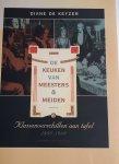 KEYZER, Diane de - De keuken van meesters & meiden / klassenverschillen aan tafel 1900-1960