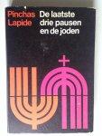 Lapide, Pinchas - De laatste drie pausen en de joden