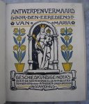 August Thyssen - Antwerpen vermaard door den Eeredienst van Maria
