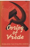Deutscher, I. - Oorlog of vrede - Rusland na Stalins's dood