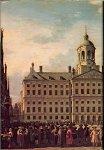 Brouwer, Els .. Omslag ontwerp van Matt van Doorn .. foto omslag  Het stadhuis op de Dam - Amsterdam die grote stad .. historische roman over het geslacht Persijn