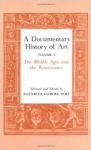 Gilmore Holt, Elizabeth - A DOCUMENTARY HISTORY OF ART - VOLUME 1 - The Middle Ages and The Renaissance