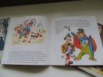 Disney, Walt - De speurneuzen, de reddertjes in kangoeroeland, pinocchio, jungle boek, Peter Pan en Wendy
