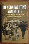 Zuckerman, Larry - De verkrachting van België, het verzwegen verhaal over de eerste wereldoorlog
