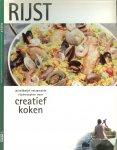 Kroes, Jannie  met Minkowsky Bureau voor Omslagontwerp en de Vertaling - Creatief koken Rijst   Wereldwijd verzamelde rijstrecepten voor creatief koken