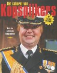 Aerden, Stijn - Het cabaret van Kopspijkers. Het laatste nieuws met alle satirische hoogtepunten.