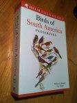Ridgely, Robert S & Guy Tudor - Birds of South America - Passerines