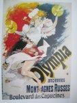 anoniem - 50 affiches Cassandre  Mucha Toulouse -Lautrec en andere