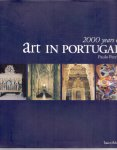 Pereira, Paulo - 2000 years of art in Portugal