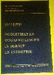 Bleeker , dr. G. M. / Jonkers , dr. G. H. - Oogletsels en oogafwijkingen in beroep en industrie